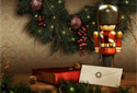 The Nutcracker (photo card) animated Flash ecard