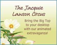 Jacquie Lawson Circus