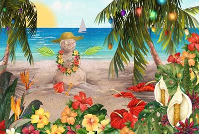 2011 Jacquie Lawson Advent Calendar
