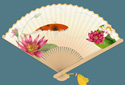The Lily Pond animated Flash ecard