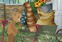 The Gardeners animated Flash  ecard