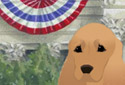 National Treasure animated Flash ecard