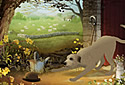 Flanagan's Flock animated Flash ecard