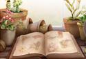 Gardener's Delight animated Flash ecard