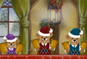 Handbell Practice animated Flash ecard