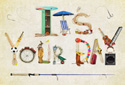 It's Your Day animated Flash ecard