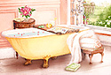 Recipe for Relaxation e-card