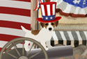 Yankee Doodle animated Flash ecard