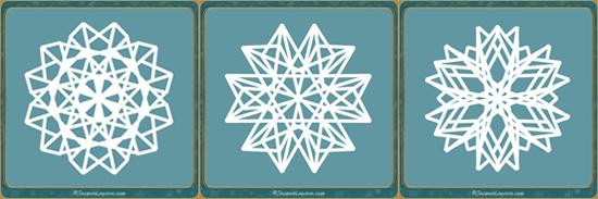 Snowflake maker