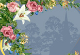 Country Wedding e-card