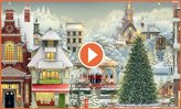 Click here to see the Victorian Advent Calendar demo.