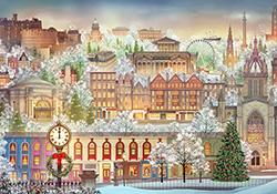 new edinburgh advent calendar