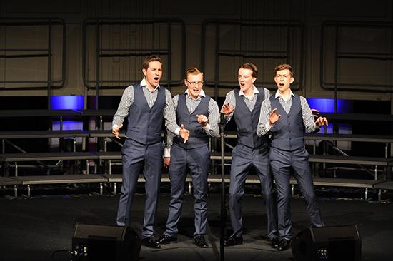 Tagline Quartet